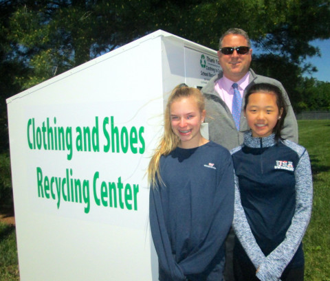 MV Clothing and Shoe Recycling